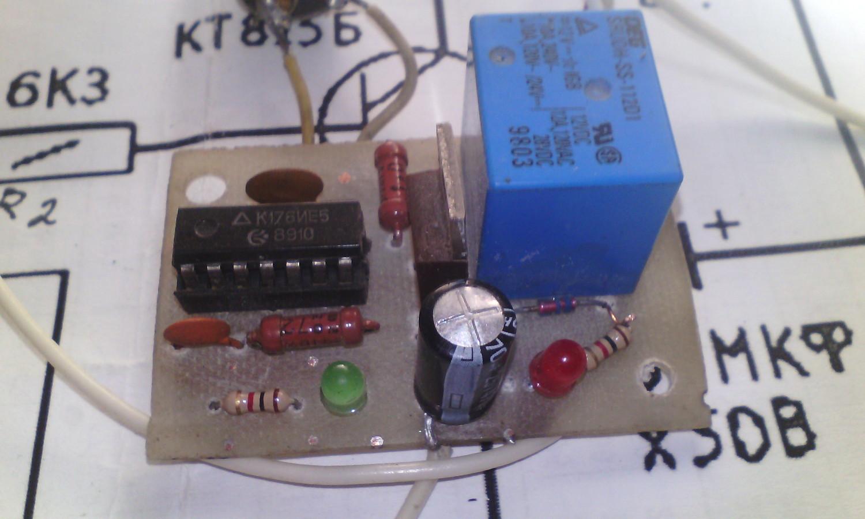 Как сделать терморегулятор для инкубатора своими руками: схема 76