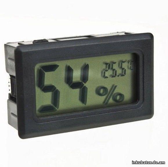 Цифровой ЖК-Термометр Гигрометр