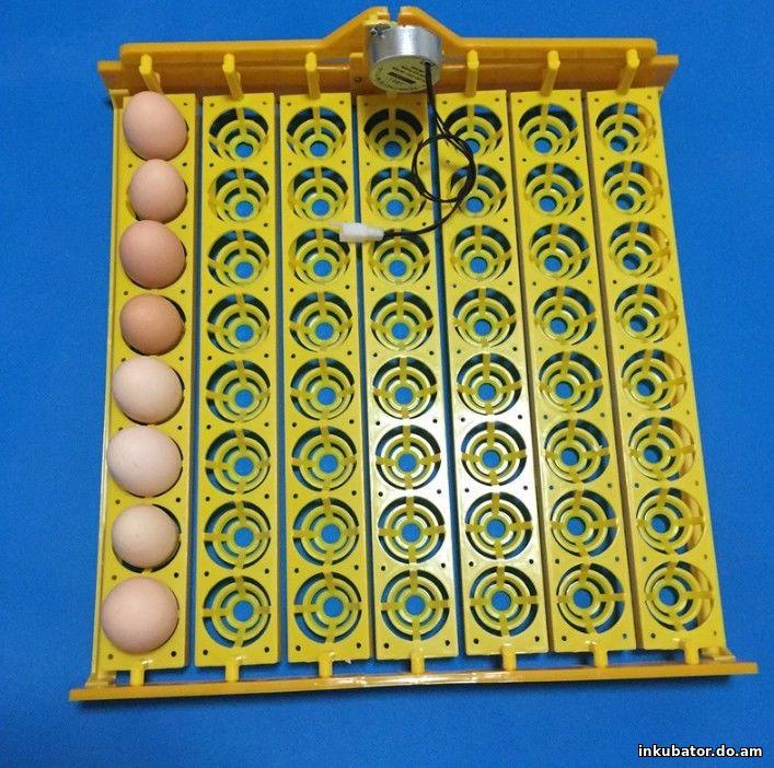 56 яйца поворота лоток Новый Инкубатор